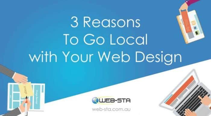 Local webdesigner